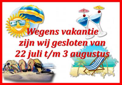 Janus van Nispen - Vakantie (1)